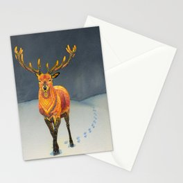 Midwinter Stationery Cards