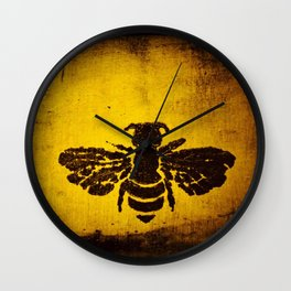 SUNSHINE BUMBLE Wall Clock