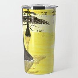 Cypress Sunrise Travel Mug