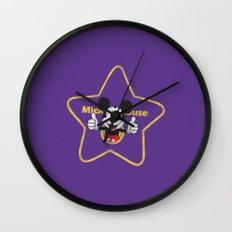 Walk of Fame Wall Clock