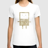 bmo T-shirts featuring BMO by Laela's Heart
