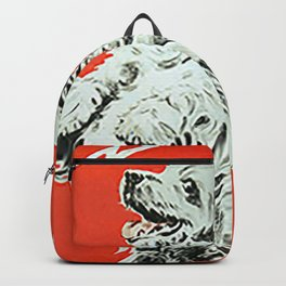 Be Kind To Animals 6 Backpack