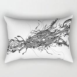 Crawl Rectangular Pillow
