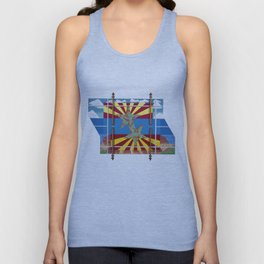 Altered State: AZ Unisex Tank Top