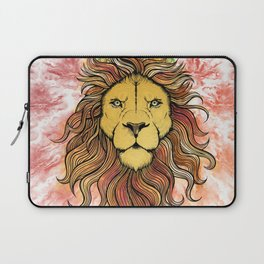 King The Lion Laptop Sleeve