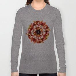 Illustrator's Mandala Long Sleeve T-shirt