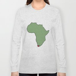 Ali Hearts Cape Town Long Sleeve T-shirt