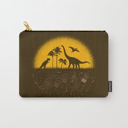 Fossil Fuel Carry-All Pouch