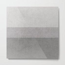classic - the grays Metal Print
