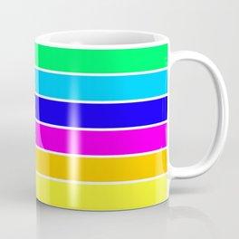 Bright Stripes Coffee Mug