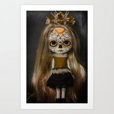 Blythe Catrina Art Print
