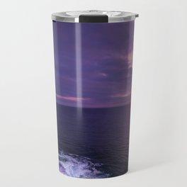 Evening Sea Travel Mug