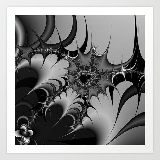 Inside the Dream Art Print