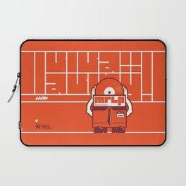 UNDO | Music to the people 09 Laptop Sleeve
