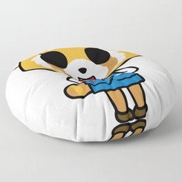 Aggretsuko Loves You! Floor Pillow