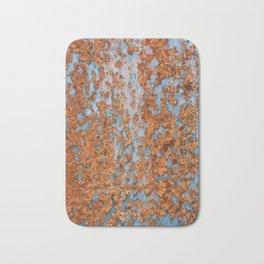 Cracked paint Bath Mat