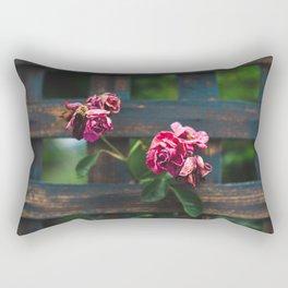 Ojai Roses Rectangular Pillow