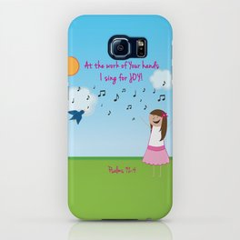 Joy iPhone Case