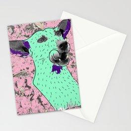 street portrait Stationery Cards