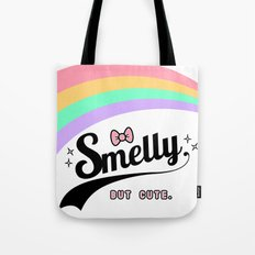 smelly but cute - fairy kei kawaii harajuku Tote Bag