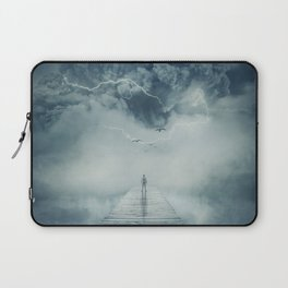 into the storm Laptop Sleeve