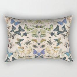 Insect Jungle Rectangular Pillow