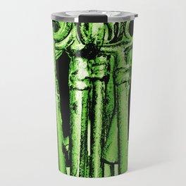 Hanging Keys-Green Travel Mug