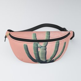 Cactus Mexican Succulent Boho Mexico Desert Pink Tropical Galaxy  Fanny Pack
