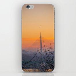 CitySunset iPhone Skin