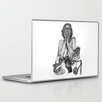 vogue Laptop & iPad Skins featuring Vogue by [ g ]