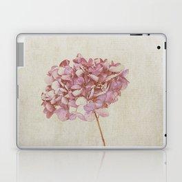 Pink Vintage Hydrangea Laptop & iPad Skin