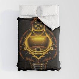 Buddha Lamp Comforters