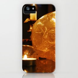 Dining In iPhone Case