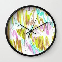 Rickita  Wall Clock