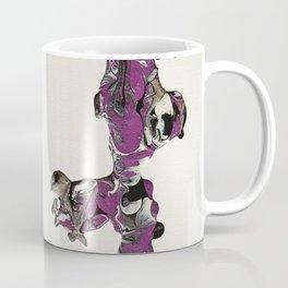 Purple Overpour - Number 2 Coffee Mug
