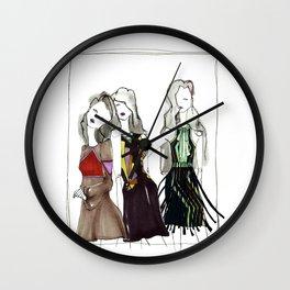 Mint Tech. Wall Clock