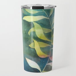 Autumn Palm Travel Mug