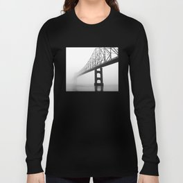 Savanna-Sabula bridge - 2 Long Sleeve T-shirt