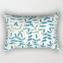 Leaves 6 Rectangular Pillow