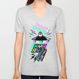 Kyary Pamyu Pamyu - Invader Invader T-Shirt  Unisex V-Neck