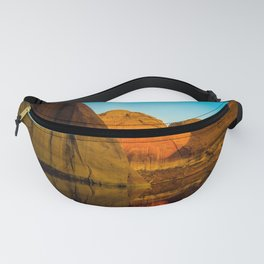 Canyon Sunset Fanny Pack