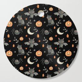 HALLOWEEN PARTY Cutting Board