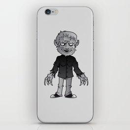 Wolfman iPhone Skin