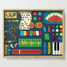 Magical Music Machine Serving Tray