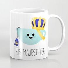His Majest-tea Mug