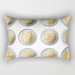 Euros Rectangular Pillow