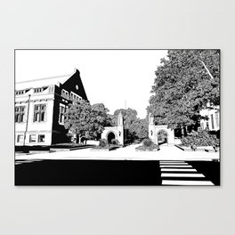 bloomington III Canvas Print