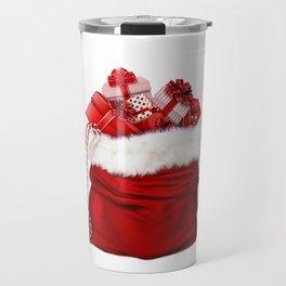 Christmas gifts bag #society6 #decor #buyart Travel Mug