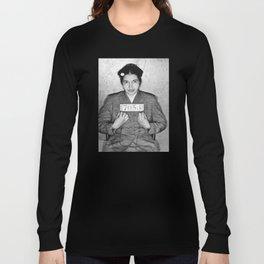 Rosa Parks Mugshot Long Sleeve T-shirt