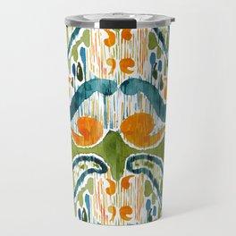 Balinese Pattern 22 Travel Mug